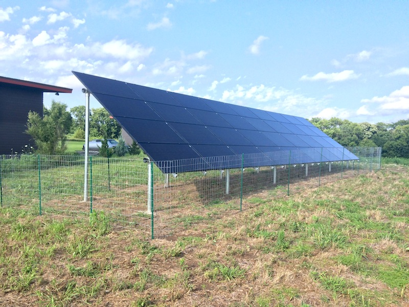 Our DIY 10kW Solar PV System